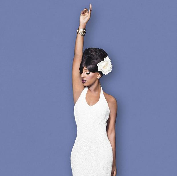 Alexandra Burke will sing a tribute to Billie Holiday