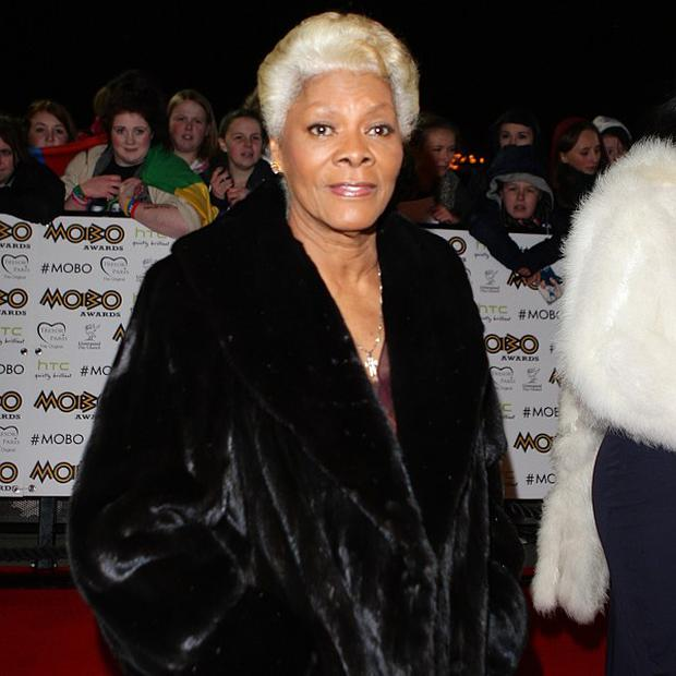 Dionne Warwick has filed for bankruptcy