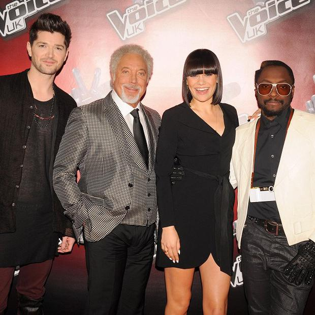 The Voice coaches Danny O'Donoghue, Sir Tom Jones, Jessie J and Will.i.am are back for a second series