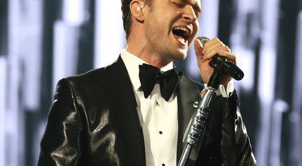 Justin Timberlake's third album, 'The 20/20 Experience,' has sold 968,000 units in one week (AP)