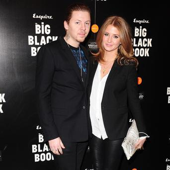 Professor Green designed Millie Mackintosh's engagement ring