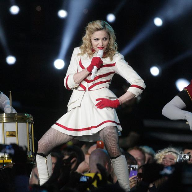 Madonna reportedly has a net worth of a billion dollars