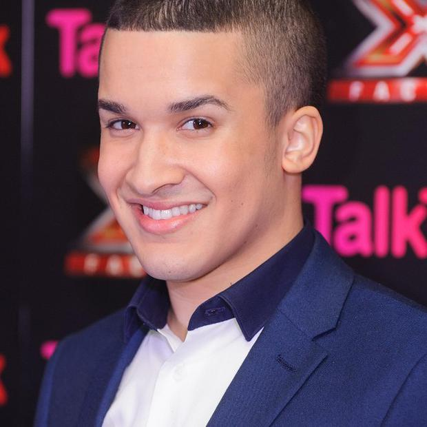 Jahmene Douglas would like to see Simon Cowell back on The X Factor in the UK