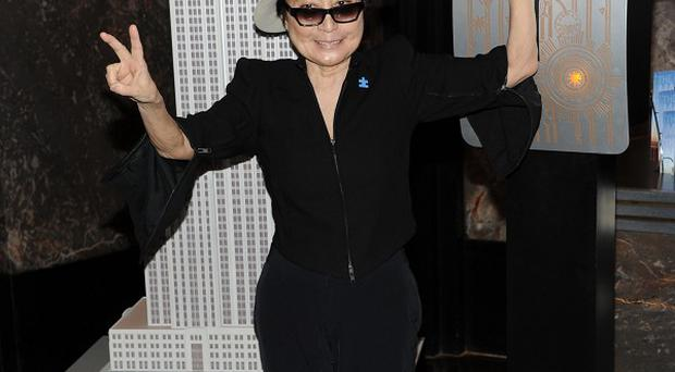 Yoko Ono is curating the Meltdown festival