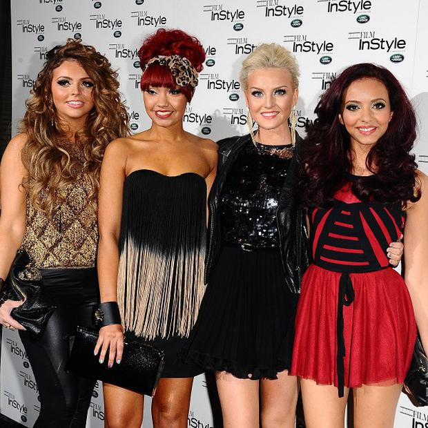 Little Mix have been working with Missy Elliott