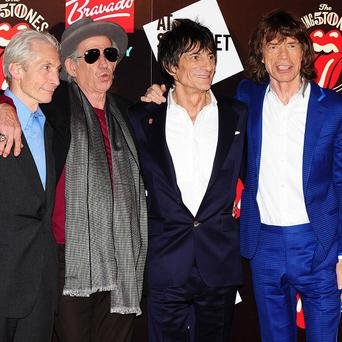 Mick Jagger says he will have to get in shape for the Rolling Stones' Hyde Park gig