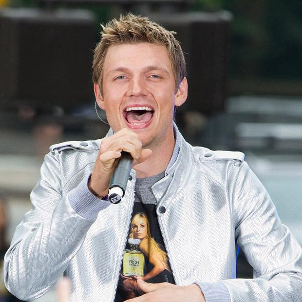Nick Carter is thinking about making his wedding into a TV show