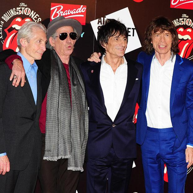 Tickets for the Rolling Stones gig at Hyde Park sold out in minutes