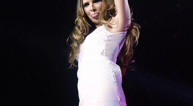 Nadine Coyle is back in the recording studio