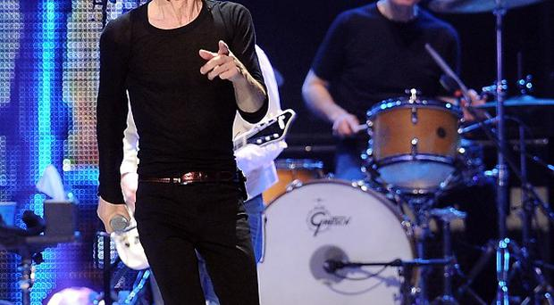 Mick Jagger says he hasn't got quite the same moves any more