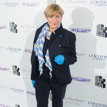 Victoria Wood said Morrissey's teapot was too fancy for her tea cosy gift