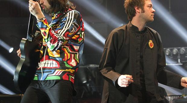 Kasabian have been working on their upcoming fifth record