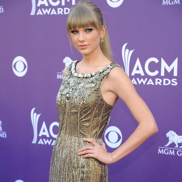 Taylor Swift was a winner in the style stakes at the awards