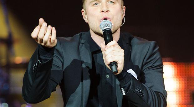 Olly Murs will feature at the Big Weekend event in Londonderry