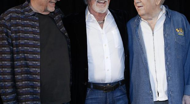 Bobby Bare, Kenny Rogers, and Jack Clement are joining the Country Music Hall of Fame