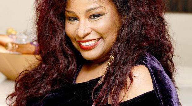 Chaka Khan will be honoured by Mary J Blige and Patti LaBelle