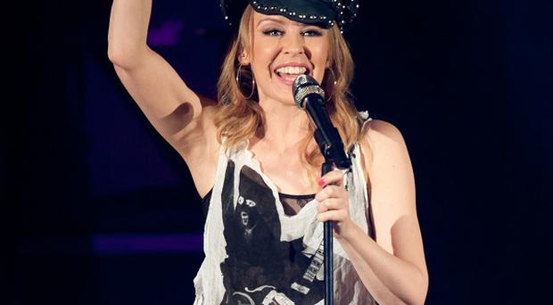 Kylie Minogue says she won't be rapping on her next record