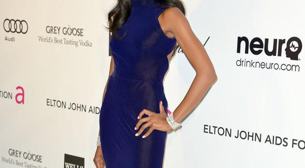 Naomi Campbell is apparently planning a special bash for her birthday