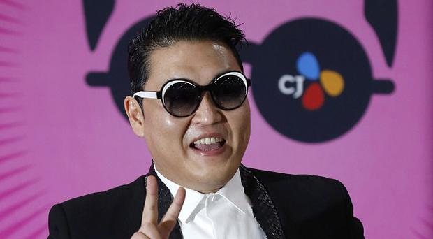 South Korean rapper Psy has released his new song Gentleman