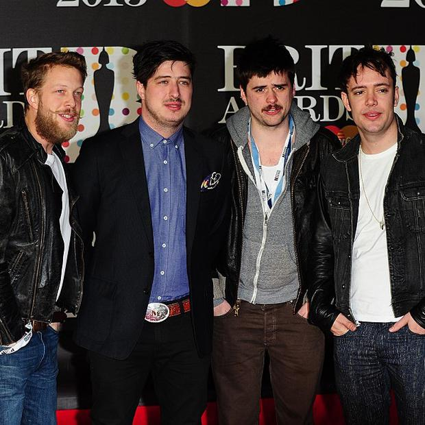 Mumford And Sons will play at the Olympic Park