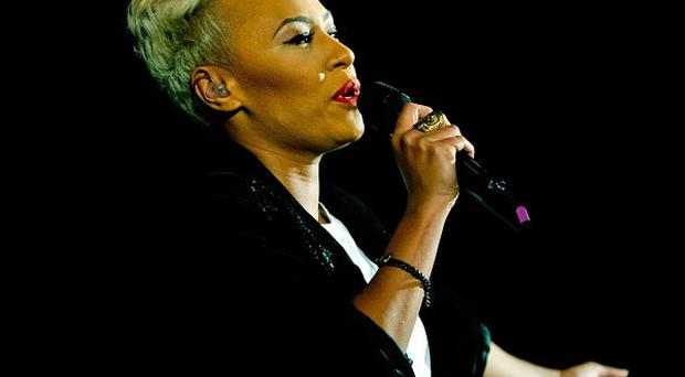 Emeli Sande is nominated for two Ivor Novello awards