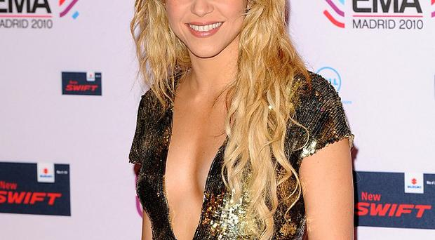 Shakira is being sued by her ex