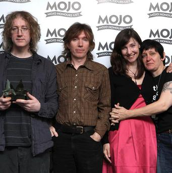 My Bloody Valentine will perform at T In The park