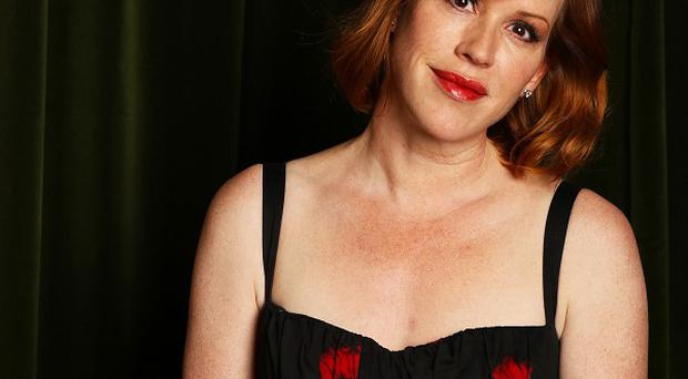 Molly Ringwald's latest CD was released earlier this month