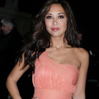 Myleene Klass said a Hear'Say reunion is not on the cards