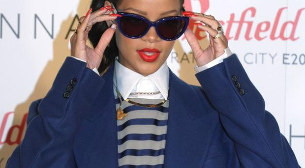 Rumours about Rihanna's pregnancy have been denied