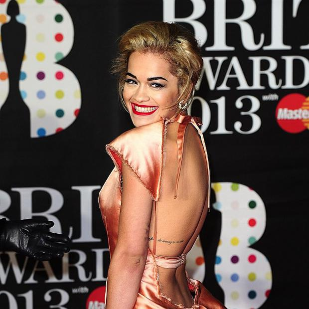 Rita Ora is reportedly getting herself in shape in Austria