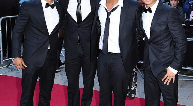 JLS have announced they will split up after five years together