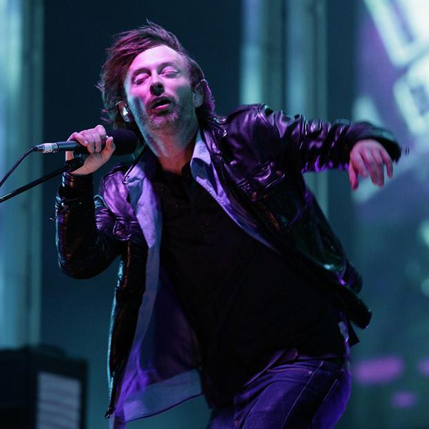 Thom Yorke isn't a fan of the 'supergroup' label