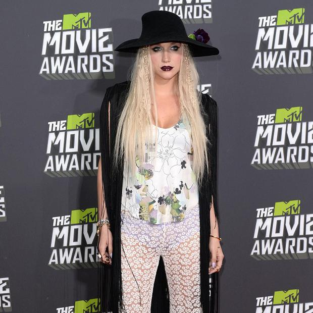 Kesha said her MTV series shows her serious side