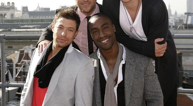 Antony Costa got used to being criticised when Blue were first famous