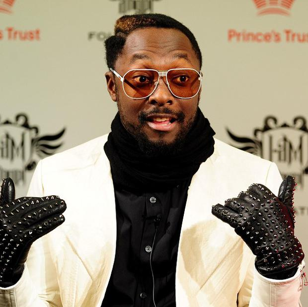 Will.i.am has denied he stole a song from a Russian DJ