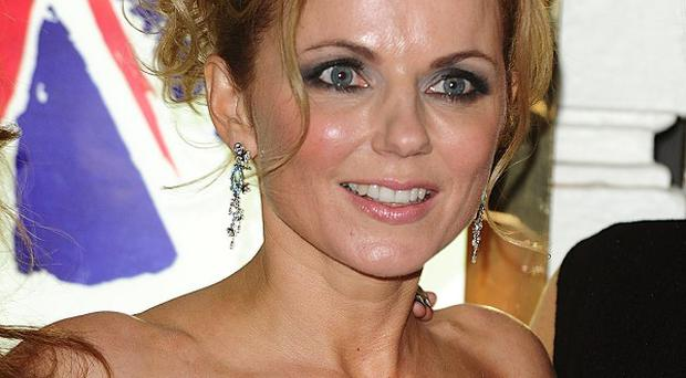 Geri Halliwell was given a singing dare by Spice Girl pal Mel B