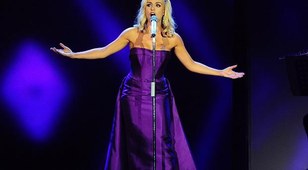 Katherine Jenkins will perform at Buckingham Palace to mark the Queen's coronation