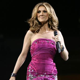 Celine Dion has been talking about her love of shoes