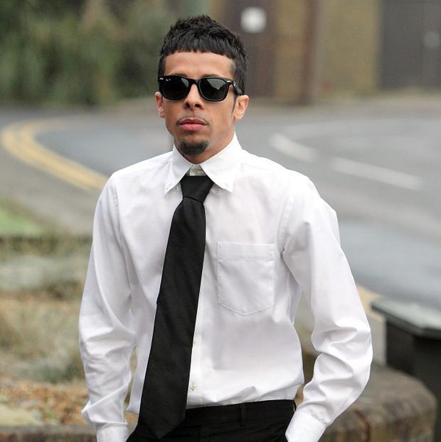 N-Dubz rapper Dappy has lost his appeal against a conviction for assault and affray