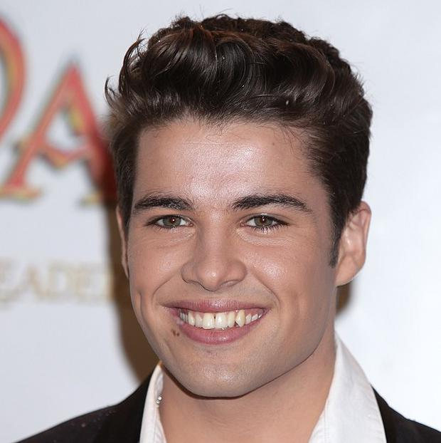 Joe McElderry is working on another album