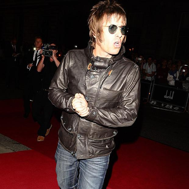 Liam Gallagher would think about quitting music