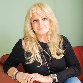 Singer Bonnie Tyler could do well at Eurovision, reckons Antony Costa