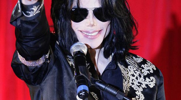 A message from Michael Jackson's manager was played in court