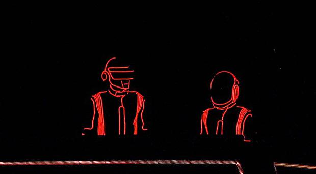 Daft Punk insist they will never remove their helmets in public