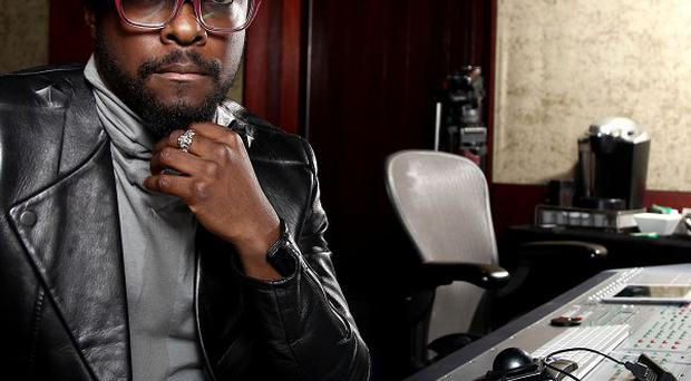 Will.i.am won't let his new business ventures stop him making music