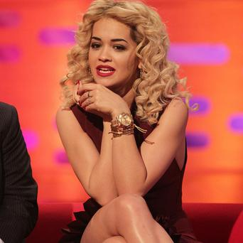 Rita Ora would like to work with Mr and Mrs Carter - aka Beyonce and Jay-Z