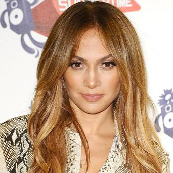Jennifer Lopez has been filming the video for her song Live It Up