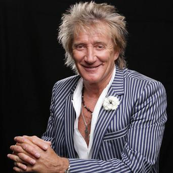 Rod Stewart admits he has had writer's block for almost two decades