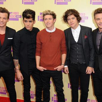 One Direction are apparently set to make fifty million pounds